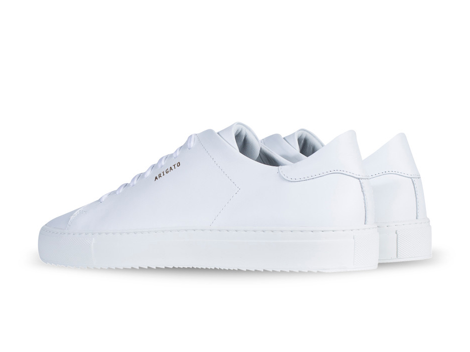Axel Arigato Clean 90 White Sneakers | Image Courtesy of Axel Arigato