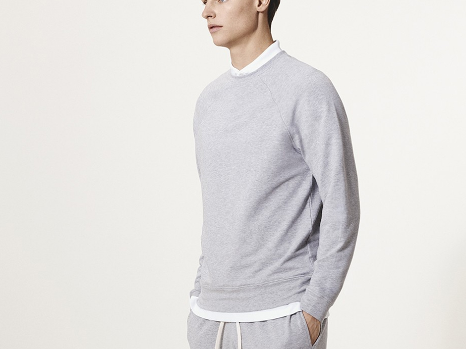 HANDVAERK Raglan Flex Sweatshirt | Essentials Wish List