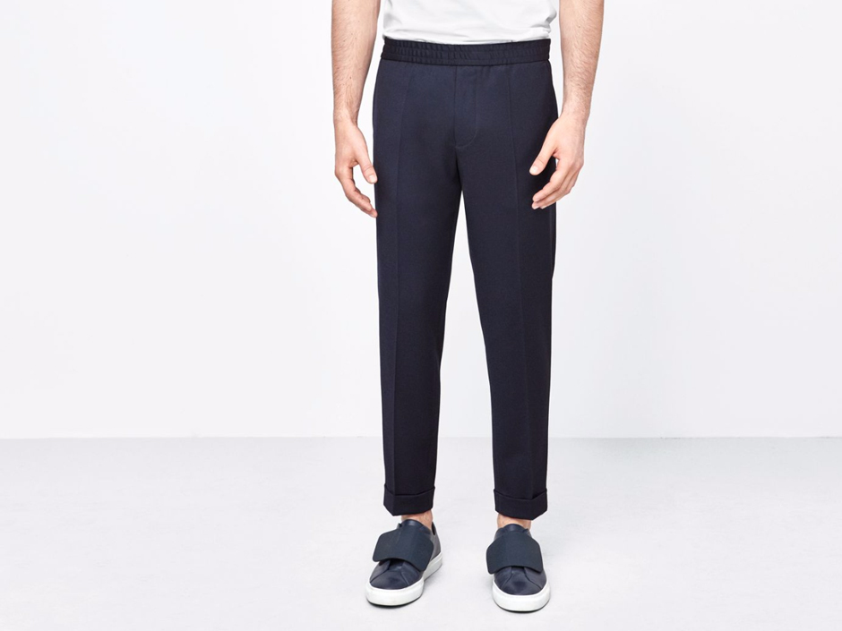 FILIPPA K Terry Gabardine Cropped Pants | Essentials Wish List