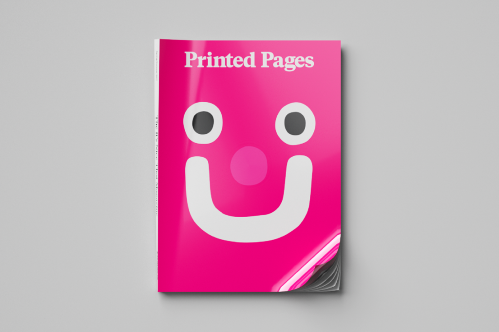 Printed Pages Magazine by It's Nice That