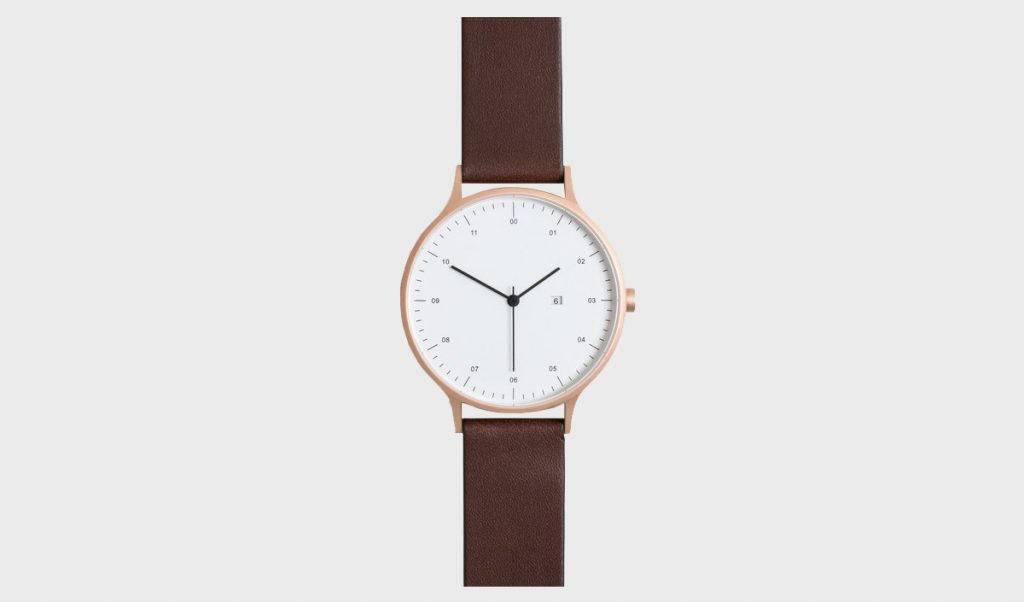 Instrmnt 01-B Watch | MANimalist Blog